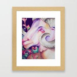 Head up high Framed Art Print