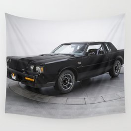 1987 Grand National Muscle Car Wall Tapestry