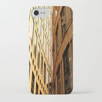 library iPhone & iPod Cases featuring Library  by Ethna Gillespie