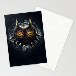 Epic Pure Evil of Majora's Mask Stationery Cards