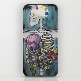Anatomy of Whimsy iPhone Skin
