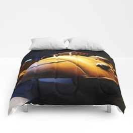 Retro Vespa Comforters