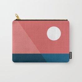 Geometric Landscape 11 Carry-All Pouch