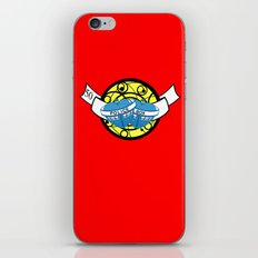 Who Loves you Sweetie iPhone & iPod Skin