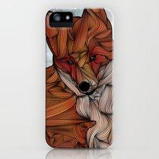 Red Fox iPhone (5, 5s) Slim Case
