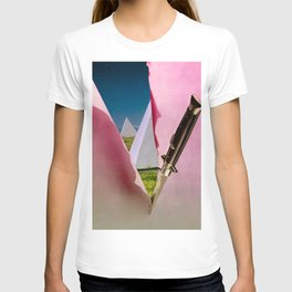 Crossing Over T-shirt