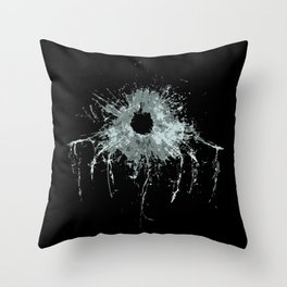 SPECTRE to the Head Throw Pillow