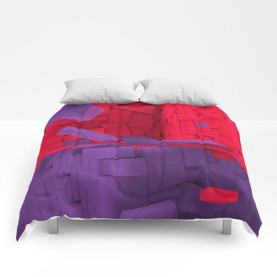 Blocks II Comforters