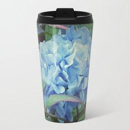 Blue And Purple Mood Travel Mug
