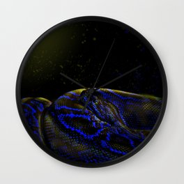 Kaa Wall Clock