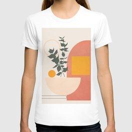 Geometric Modern Art 42 T-shirt
