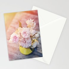 The Last Days of Spring - Old Roses II Stationery Cards