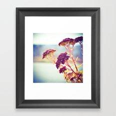 Autumn Joy Framed Art Print