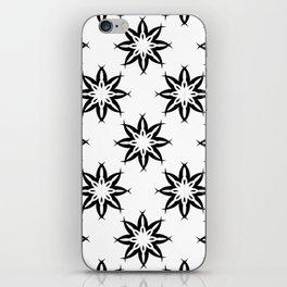 SPAKEY FLOWERS iPhone Skin