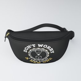 Don't Worry I Can Print A New One 3D Printing Fanny Pack