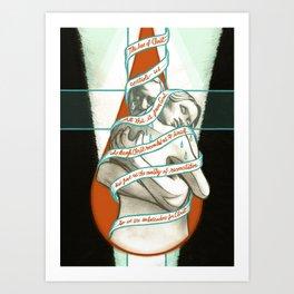 Reconciliation Art Print