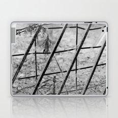 Shades of Fence Laptop & iPad Skin