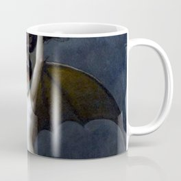 THE BAT WOMAN - ALBERT JOSEPH PENOT Coffee Mug