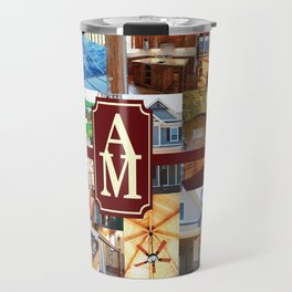 A&M Building Gear Travel Mug