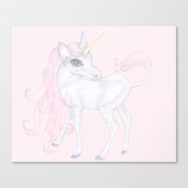 Unicorn ♡ Canvas Print