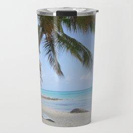 Just for Us on La Isla Saona Travel Mug
