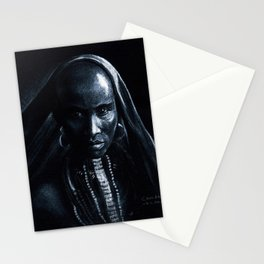 Beautiful african Stationery Cards