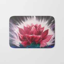 Lotus Of Love Bath Mat