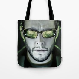 WELCOME TO REALITY Tote Bag