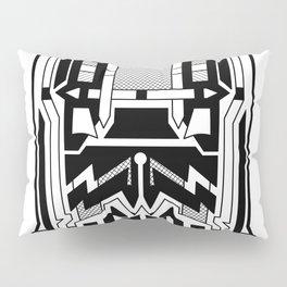 Monolith - Art Deco Design Pillow Sham