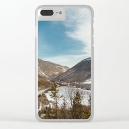 Franconia Clear iPhone Case