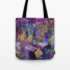 Drizzle Painting  Tote Bag