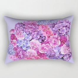 Flower boom Rectangular Pillow