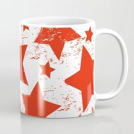 Red Stras Coffee Mug
