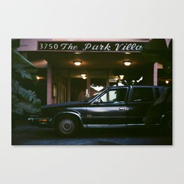 The Pickup Canvas Print