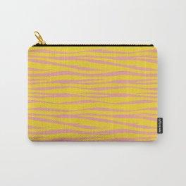 Zebra Print - Sunny Days Carry-All Pouch