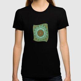 Spiritual art - Diaphanous moods mandala  T-shirt