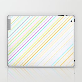 Re-Created Rakes No. 2 by Robert S. Lee Laptop & iPad Skin