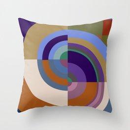 Colour Revolution TWELVE Throw Pillow