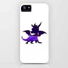 Spyro Crystal Islands Skybox iPhone Case