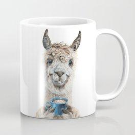 Llama Latte Coffee Mug