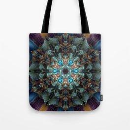 Mandala of aristocracy Tote Bag