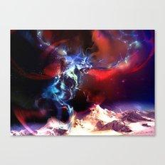 Celestial Force Canvas Print