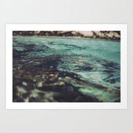 Water, Australia Art Print