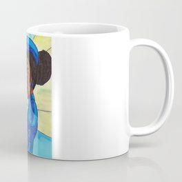 Follow me into the Blue- II Coffee Mug