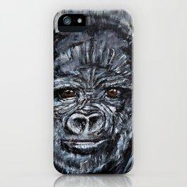 Harambe iPhone Case