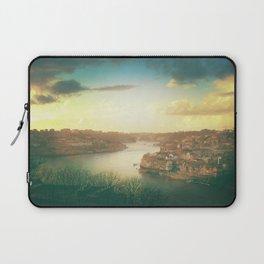 Porto landscape Laptop Sleeve