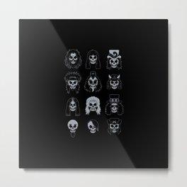 Metalheads Metal Print