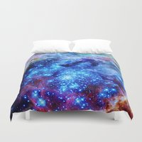valentina Duvet Covers featuring galaxy by 2sweet4words Designs