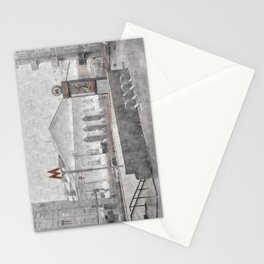 Lenin's Library. Moscow Stationery Cards