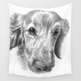Dogface Wall Tapestry